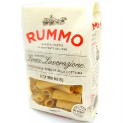 Rummo Rigatoni 500g | No. 50 | Buy Online | Italian Ingredients | UK | Europe